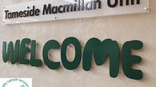 Tameside`s Macmillan Unit has been awarded Macmillan`s quality Environment Mark