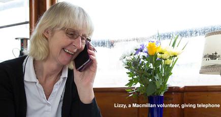 Macmillan Telephone Buddies