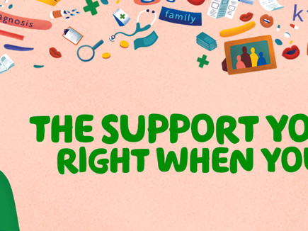Macmillan Cancer Support - Support from Day one