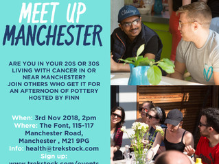 trekstock meet up in Manchester