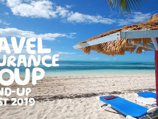 Getting Travel Insurance - August Round up