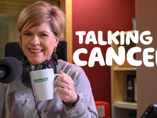 Supporting people with cancer through podcasts