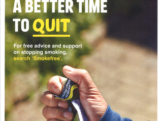 NO SMOKING DAY Wednesday 13th March