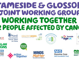 Tameside & Glossop`s Macmillan Joint Working Group