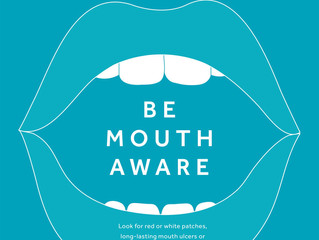 November is Mouth Cancer Action Month
