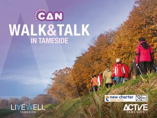 Walk & Talk in Tameside