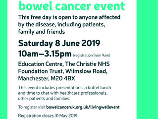 Living well with bowel cancer