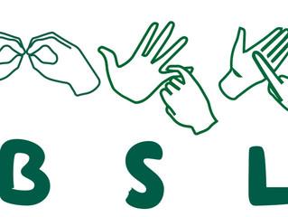British Sign Language (BSL) Videos
