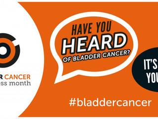 May is Bladder Cancer Awareness Month