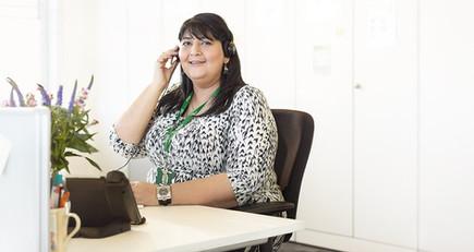Macmillan Cancer Support Help Line                        7 days a week 365 days a year