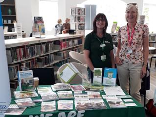 Health Fair at Ashton Library