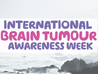 Brain Tumour Awareness Week