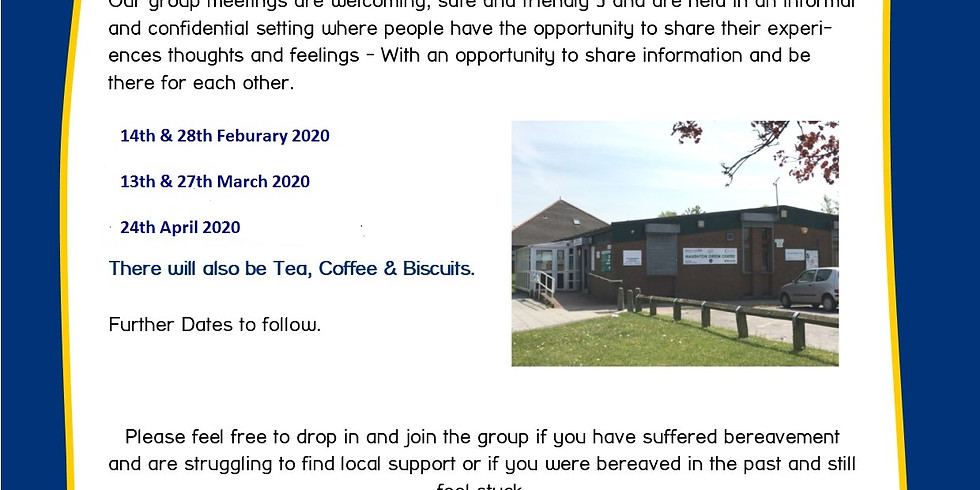 Bereavement and loss support group - Denton South