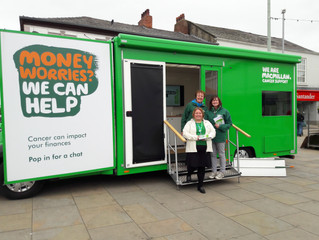 Macmillan Mobile Information Team