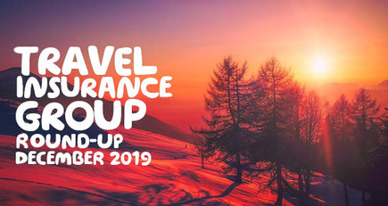 Getting Travel Insurance - December Round up