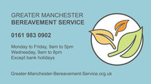 Greater Manchester bereavement service