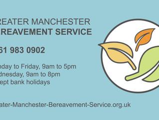Greater Manchester bereavement service