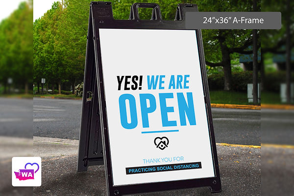 We Are Open- A board template.jpg
