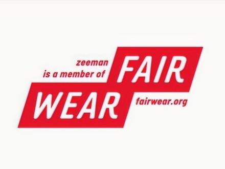 Fair Wear Foundation Brand Performance Check: 'Good' rating for Zeeman.