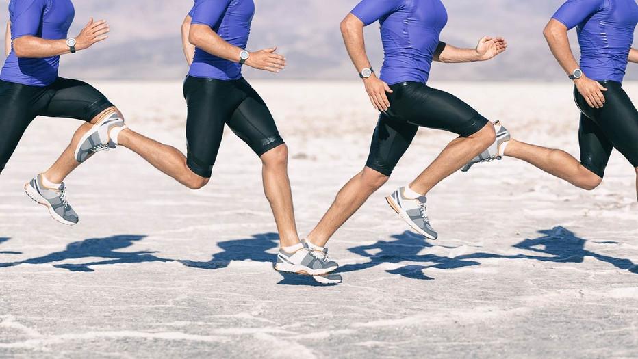 Project no.5: Bioengineering of running