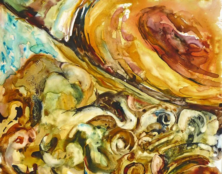 Jupiter Eye, Artist Board