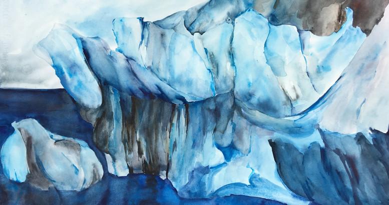 Transparent Glacier, Svalbard