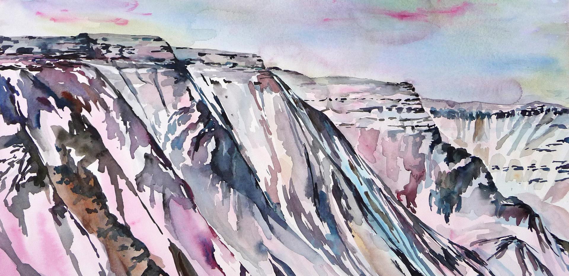 Pink Pyramiden, The Arctic