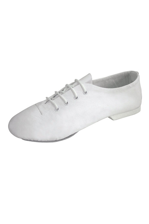 Roch Valley white leather micro soles jazz shoes