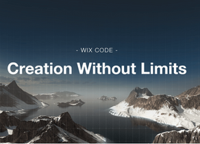 Testing Out Wix Code