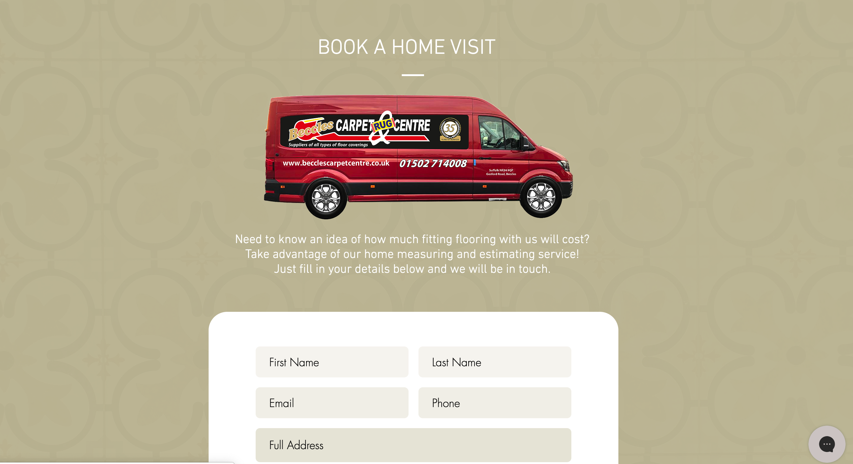Booking Form In Wix
