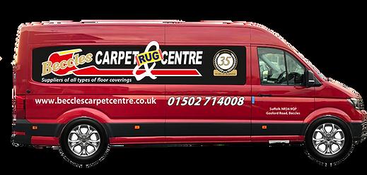 Beccles Carpets Van.png