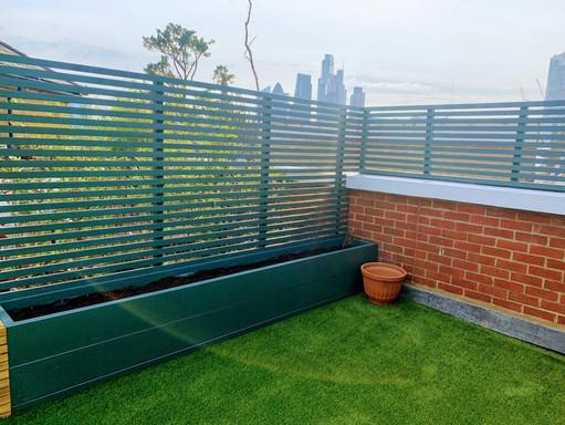 fencing SW London