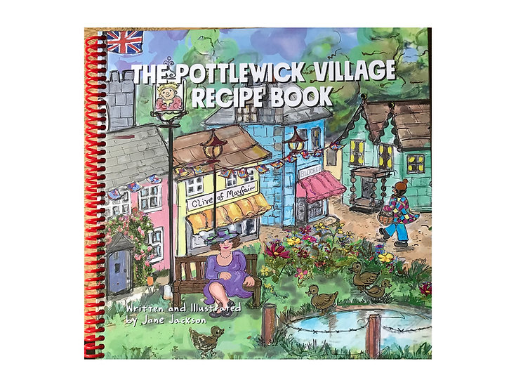 The Pottlewick Village Recipe Book