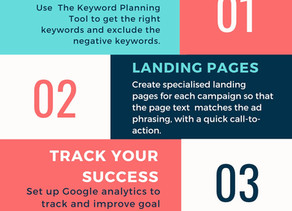 4 Essential Steps To Improve Your Google Ad Performance