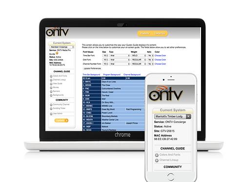 ONTV | Platform