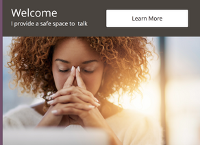 Therapist's Website