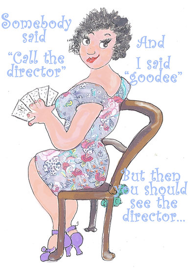 Call the director
