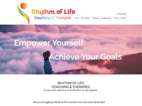 Website For Life Coach