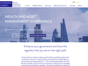 Wealth Management Governance