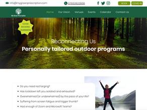 Outdoor Events Website