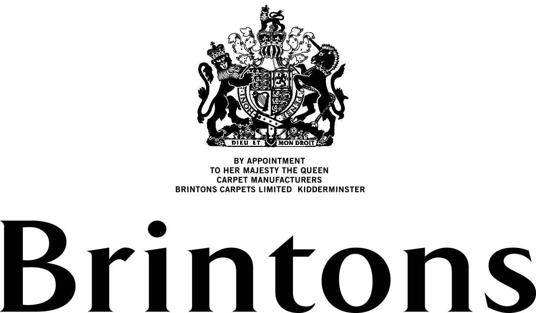 Brintons logo black