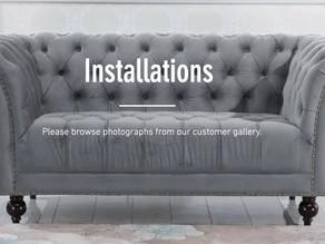 Website For A Carpet Cente
