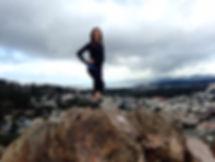 Urban Hiker SF Founder, Alexandra Kenin