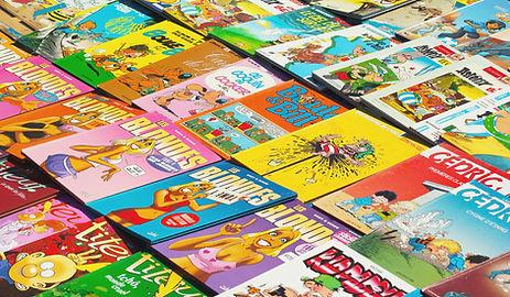 หนังสือการ์ตูน