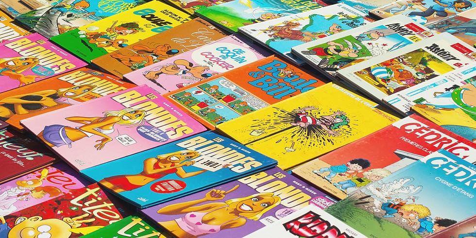 Pond Hill Book Fair