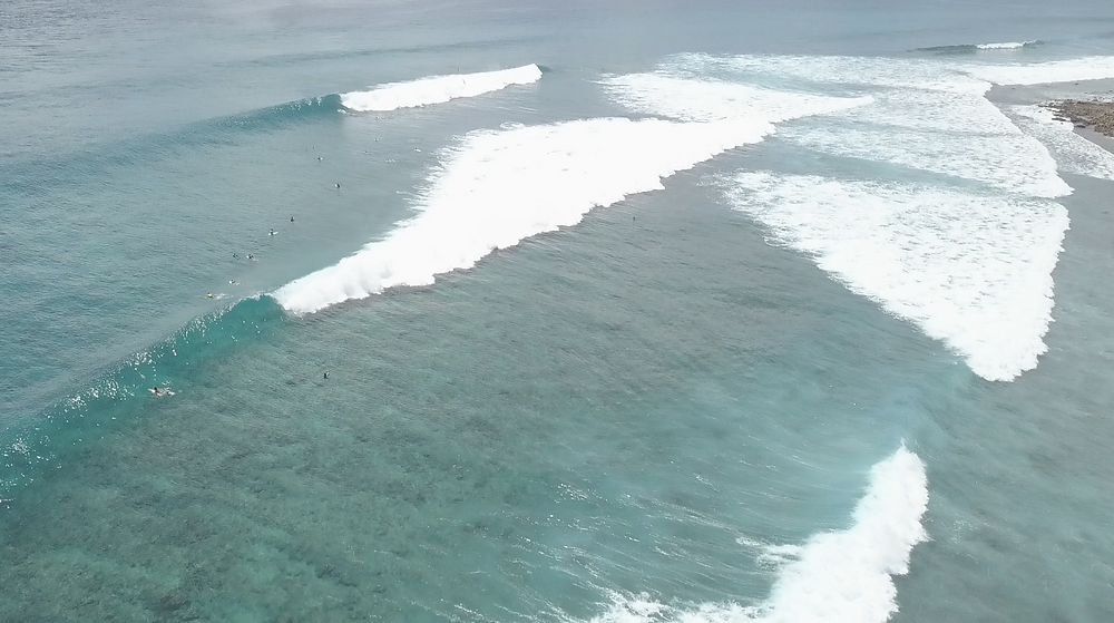 Surfing Sultans in Maldives