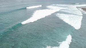 Surfing Sultans in Maldives