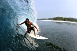 Simeulue Surf, Ranu Surf Camp, Indon