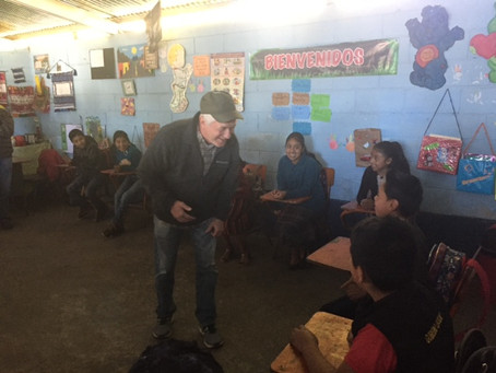 Lake Atitlan Magical Mystery Tour: Day 4