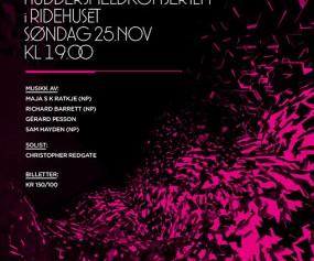 The Huddersfield Concert